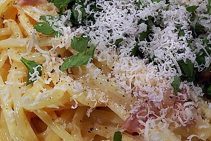 Spaghetti Carbonara, spezial 1