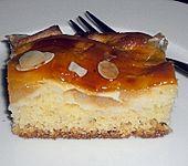Apfel - Schmandkuchen (Bild)