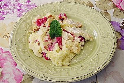 Grieß-Quark-Auflauf mit Obst 12