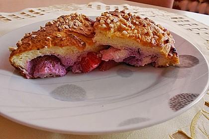 Grieß-Quark-Auflauf mit Obst 8