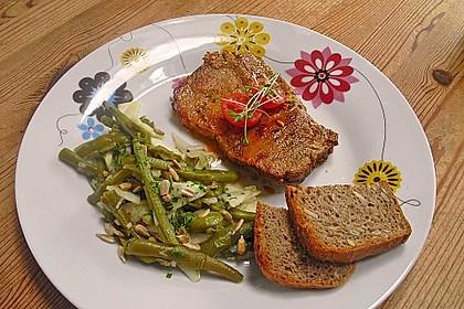 Bohnen-Kohlrabi-Salat 2
