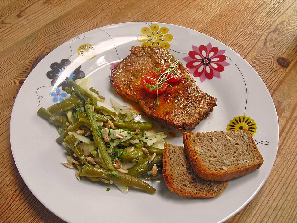 bohnen kohlrabi salat rezept mit bild von smokey1. Black Bedroom Furniture Sets. Home Design Ideas