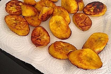 Don Diegos Plátanos maduros / Sweet Fried Plantains (Rezept mit Bild ...
