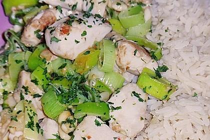 Hähnchenbrustfilet mit Erdnüssen und Chili 1