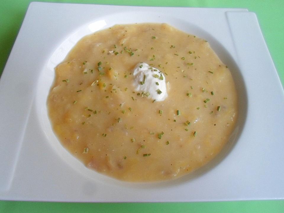 Kartoffel lauchcremesuppe rezept