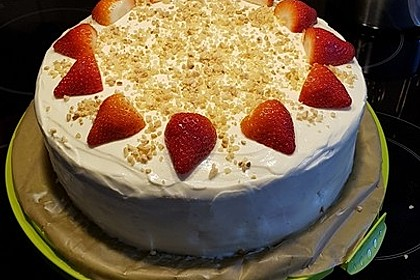 Erdbeer-Vanille-Pudding-Doppeldecker 1