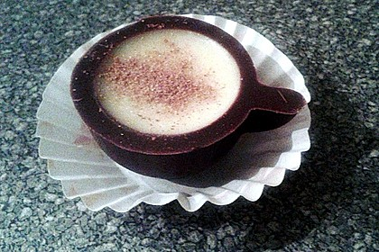 Weiße Schokoladen-Orangen-Trüffel-Pralinen 1