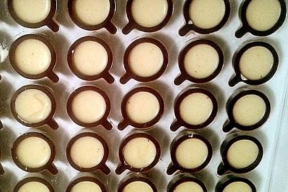 Weiße Schokoladen-Orangen-Trüffel-Pralinen 2