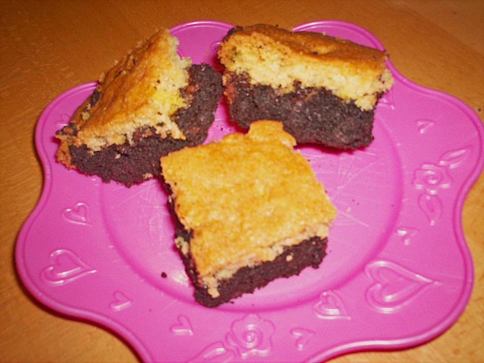 Brownie-Blondie-Vereinigung von taliafee | Chefkoch.de