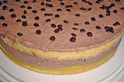 Orangen-Schokoladen Torte 5