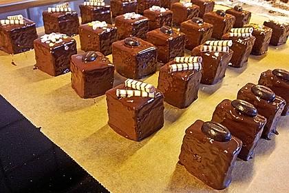 Baumkuchen-Petits Fours 13