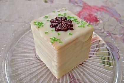 Baumkuchen-Petits Fours 1
