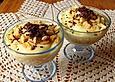 Schnelles Spekulatius-Pudding-Tiramisu