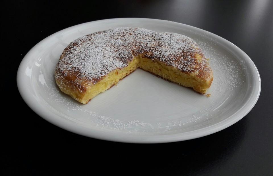 Kuchen in der Pfanne von igel1984 | Chefkoch.de