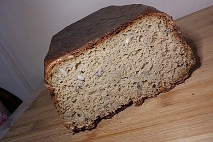 Amaranth-Linsen Brot 2