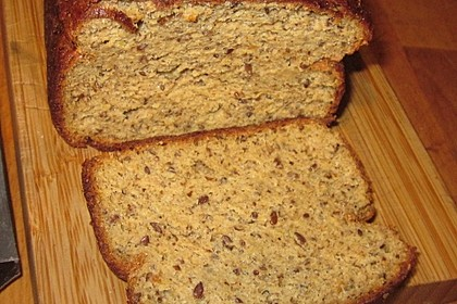 Amaranth-Linsen Brot 3