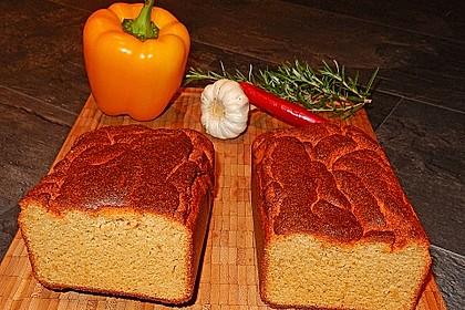Amaranth-Linsen Brot 1