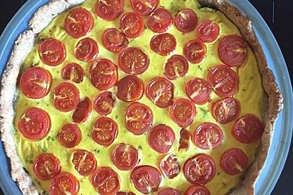 Vegane Tomaten-Quiche 38