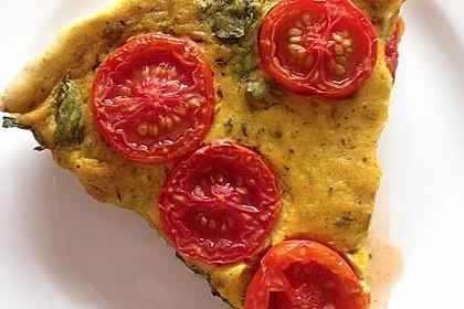 Vegane Tomaten-Quiche 31