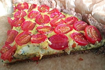 Vegane Tomaten-Quiche 49