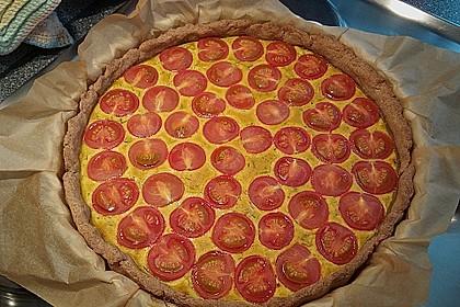 Vegane Tomaten-Quiche 21