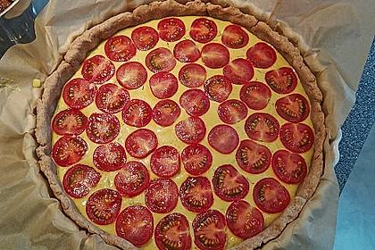 Vegane Tomaten-Quiche 15