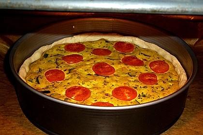 Vegane Tomaten-Quiche 33