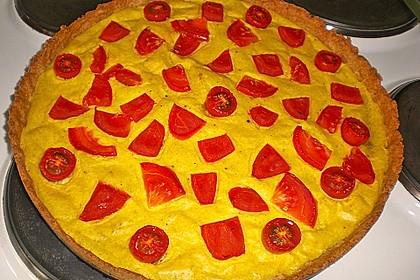 Vegane Tomaten-Quiche 48