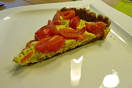 Vegane Tomaten-Quiche 32