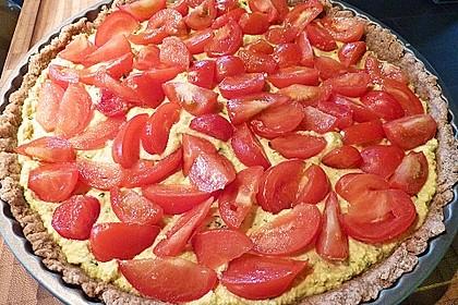 Vegane Tomaten-Quiche 55