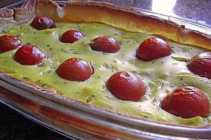 Vegane Tomaten-Quiche 45