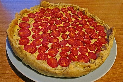 Vegane Tomaten-Quiche 53