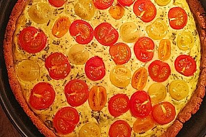 Vegane Tomaten-Quiche 22