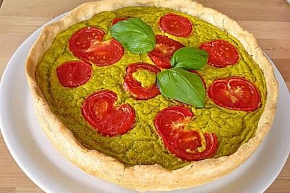 Vegane Tomaten-Quiche 27