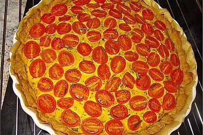 Vegane Tomaten-Quiche 23