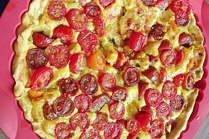 Vegane Tomaten-Quiche 36