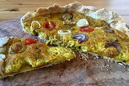 Vegane Tomaten-Quiche 39