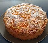 Mandarinen-Nuss Kuchen (Bild)
