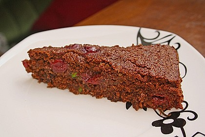 Zucchini-Kirsch-Kuchen 0