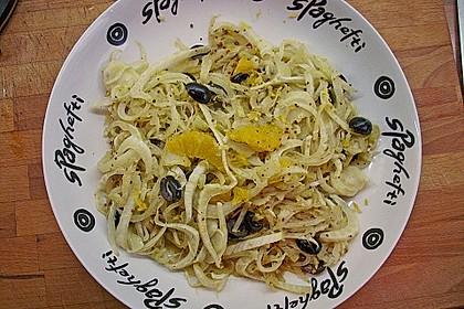 Gabis Fenchelsalat mit Orangen und Senf 1