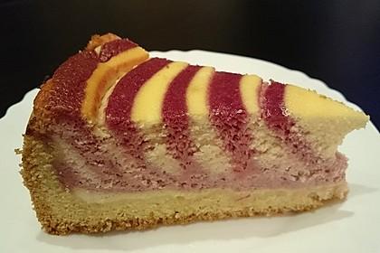 Kuchen zebra