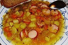Kartoffelsuppe nach Oma Liese