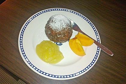 5 Minuten Schokoladenkuchen in der Tasse 4