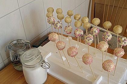 Champagner Cake Pops 9