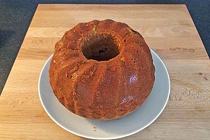 Schneller Lebkuchen-Kuchen 4