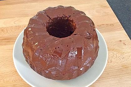 Schneller Lebkuchen-Kuchen 3