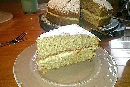 Schneller Lebkuchen-Kuchen 1