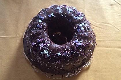 Schneller Lebkuchen-Kuchen 7