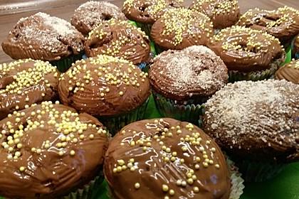 Muffins mit Überraschung 30