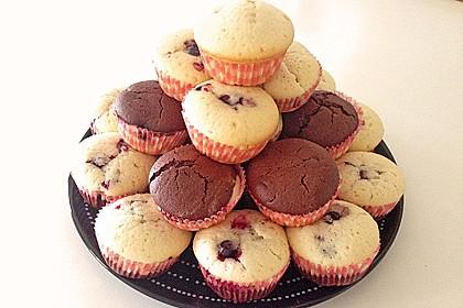 Muffins mit Überraschung 1